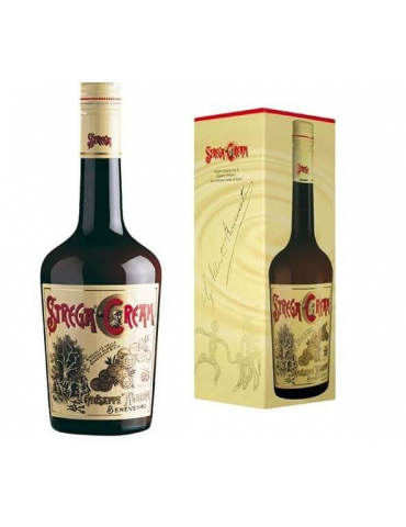 Strega Cream 700 ml -17% Vol.