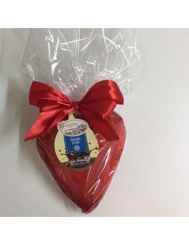 Chocolate heart - 400gr -...