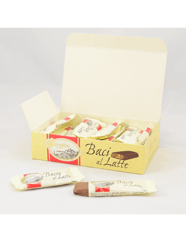 Baci al Latte - 300gr - Torroni Borrillo