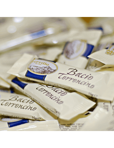 Traditional Baci Borrillo Nougat