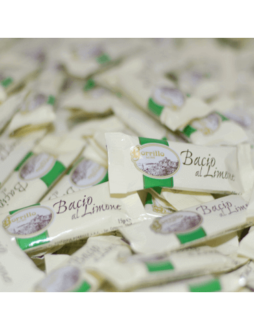 Nougat with Baci Borrillo Lemon