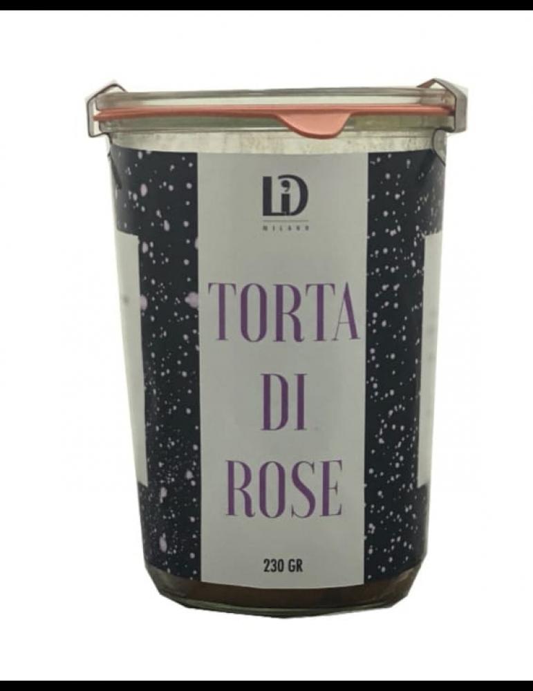 Torta di rose - L'ile Douce