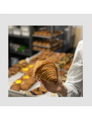 Croissant vuoto ile douce