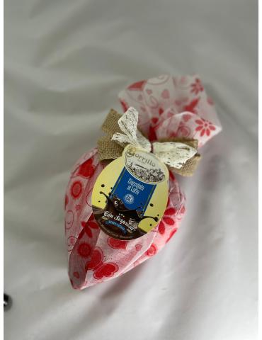 Cuore di cioccolato 200gr - Borrillo