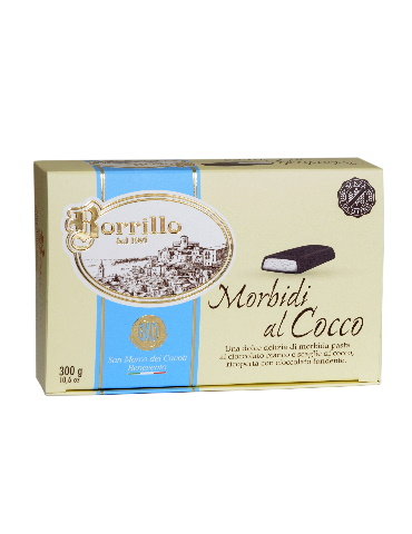 Soft Nougat with Coconut -...
