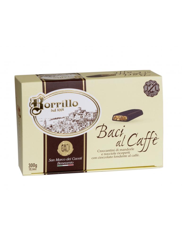 Baci al Caffè - 300gr - Torroni Borrillo