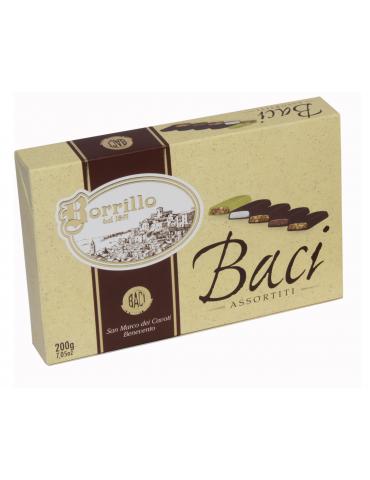 Confezione Baci Assortita - 200gr - Torroni Borrillo