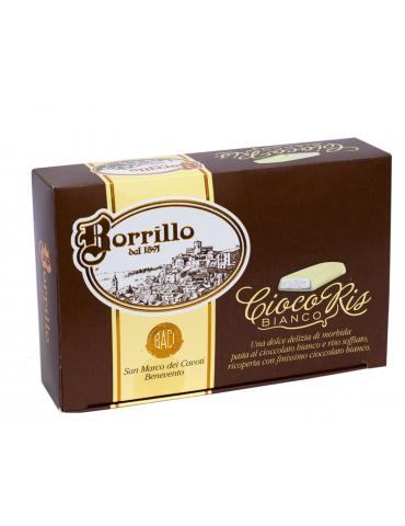Ciocoris Bianco - 300gr - Torroni Borrillo