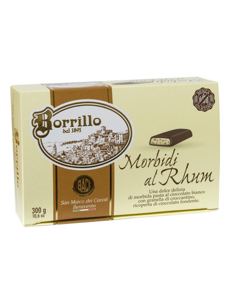 Morbidi al Rhum - 300gr - Torroni Borrillo