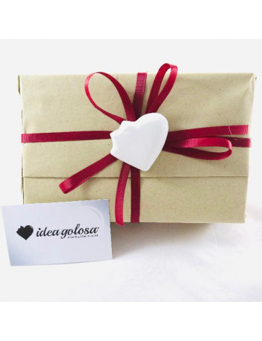 Gift Soft Nougat with Coconut - 10,6 oz