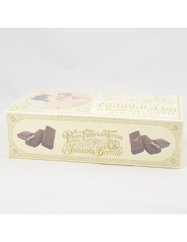Torrone Classico –  Pack of 18 boxes of 800gr - Cav. Innocenzo Borrillo