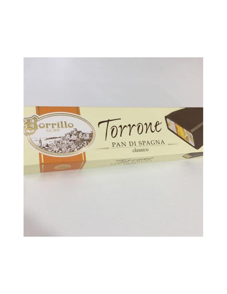 Stecca Torrone Pan Di Spagna classico - Borrillo