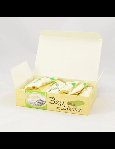 Baci al Limone - 300gr - Torroni Borrillo