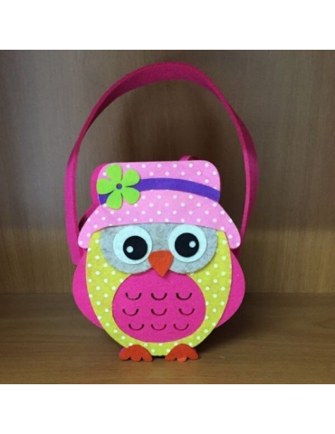 "Eggs in a bag owl ""bring..."